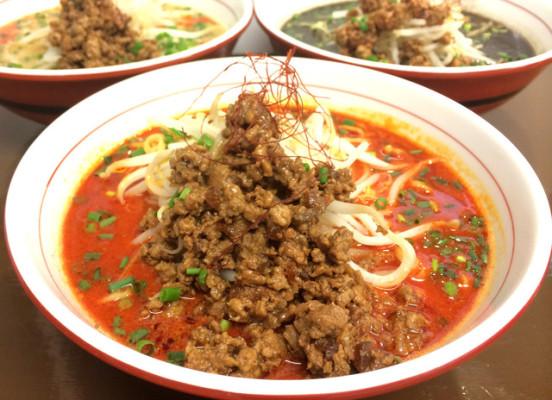 ゴマ哲 坦々麺
