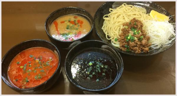 ゴマ哲 坦々麺各種