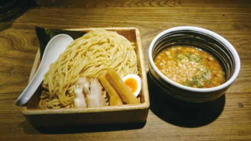 五行 つけ麺 900円